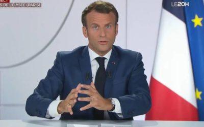 Emmanuel Macron sur TF1: Cet accord est «le moment le plus important depuis la création de l'euro», estime le président de la République
