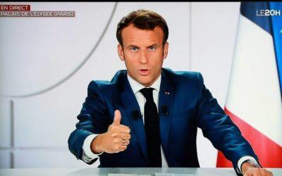 Plan de relance de l'UE, gratuité des masques… Ce qu'il faut retenir du passage d'Emmanuel Macron auJT de TF1