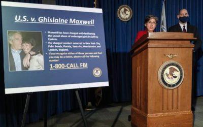Affaire Epstein: Donald Trump souhaite «bonne chance» à Ghislaine Maxwell