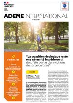 ADEME INTERNATIONAL n°53 – La transition bas carbone demeure une priorité européenne