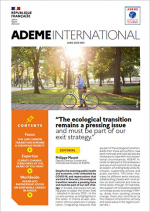 ADEME INTERNATIONAL n°53 – The ecological transition remains a European priority