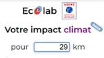 Déplacements : intégrez un module à votre site pour visualiser votre impact CO2