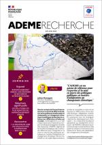 ADEME Recherche n° 31 – Rafraîchissement urbain : une décennie de recherche interdisciplinaire