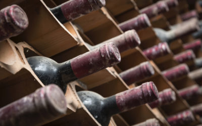 Pourquoi ne  pas garder son vin dans la cave ?