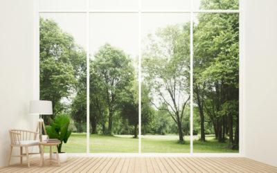 Poser des fenêtres en aluminium