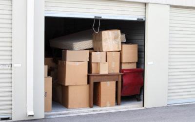 Les atouts proposés par la location d'un box de stockage