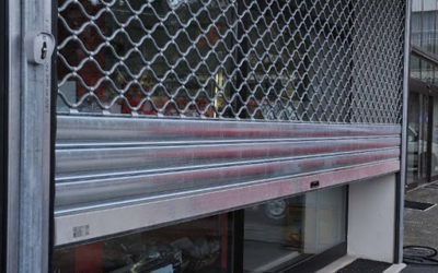 Quels sont les services offerts pour le dépannage rideau métalliques?