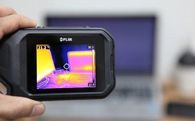 Quel prix pour une caméra thermique ?