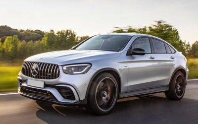 Louer une Mercedes GLC 63 AMG coupé pour goûter au luxe