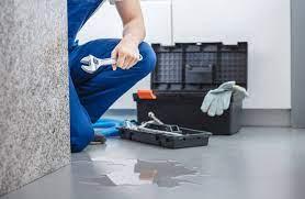 Comment détecter et réparer la fuite d'eau ?